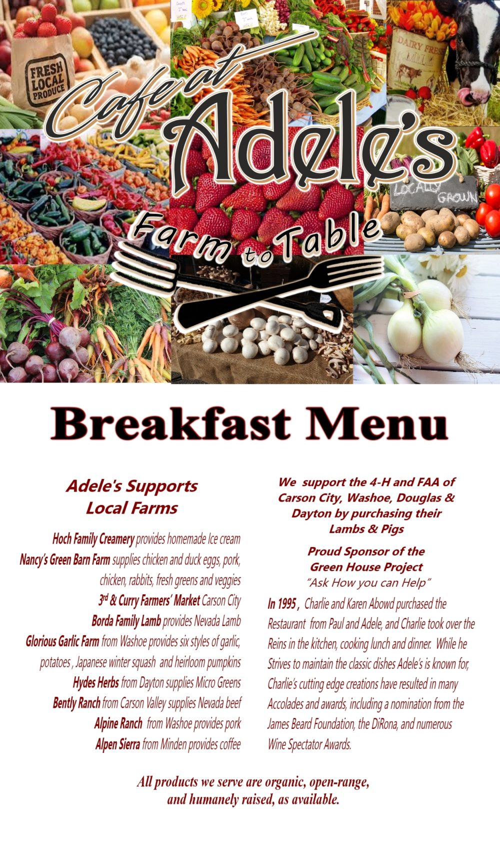 NEW Breakfast menu cover 8-2017
